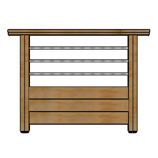 kit garde corps escalier excellent kit garde corps. Black Bedroom Furniture Sets. Home Design Ideas